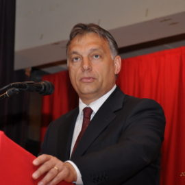 Orbán Viktor Hungary Prime Minister Visit