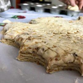 Incike magyar pogácsái    Hungarian Biscuits with Inci